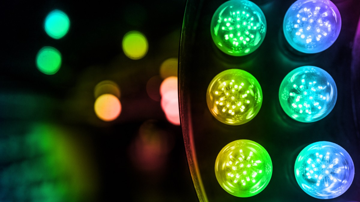 LED danger lumiere bleue