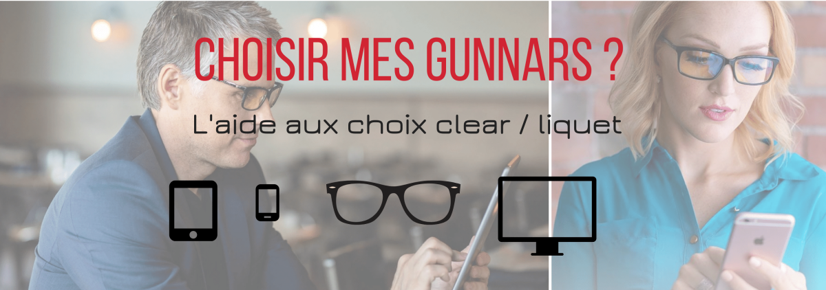 comment choisir gunnar liquet clear