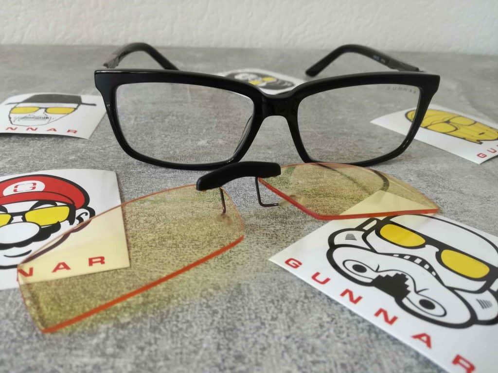 filtrer la lumiere bleue avec lunettes de vue