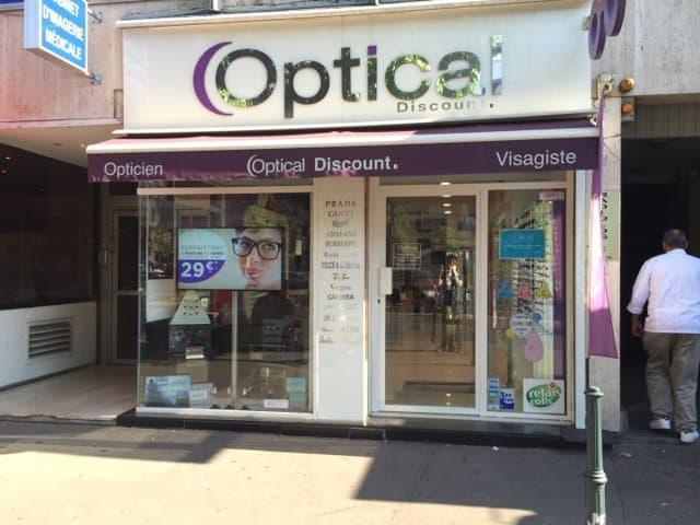 Optical Discount, Neuilly sur seine