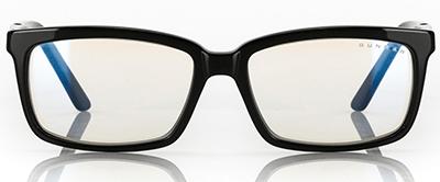 Nouveau, liquet lens, gunnar, lumière bleue, lunettes, technologie