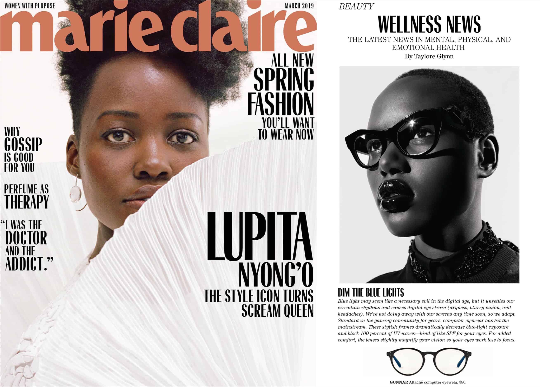 marie-Claire recommande les lunettes pour écrans