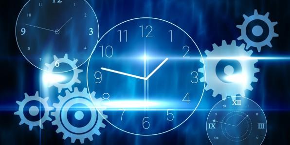 Le rythme circadien et la lumière bleue