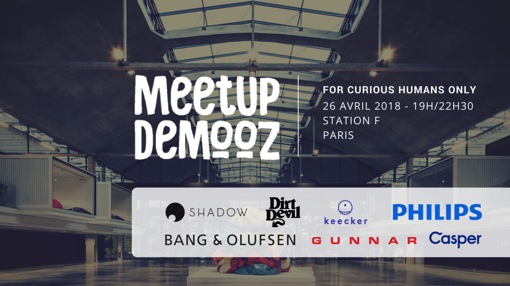 collaboration, demooz, salon, paris, jeudi 26 avril, gunnar, lunette, partenaire